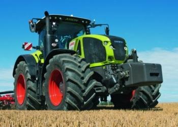 El Gobierno anunció la semana que lanzará créditos para la compra de tractores y otros equipos agrícolas a 48 meses, a una tasa en torno al 40% anual. Foto Archivo