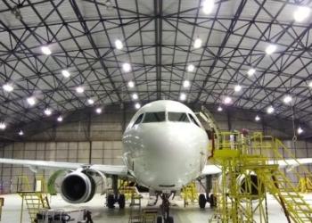 FAdeA SA obtuvo la certificación para intervenir aviones comerciales Airbus 320 de Brasil. Foto Prensa MD/InfoGEI