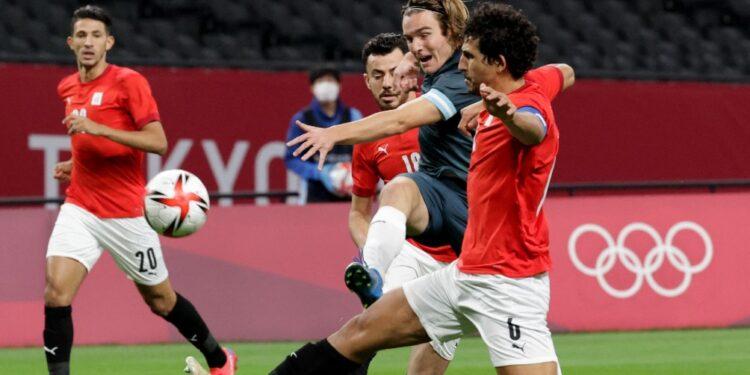 argentina se recupero con una victoria ante egipto