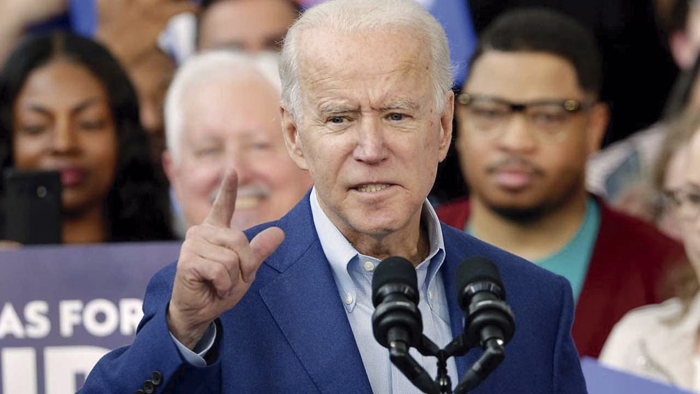 """El presidente Joe Biden prometió más sanciones a Cuba si no visualiza """"cambios drásticos"""" en la isla."""
