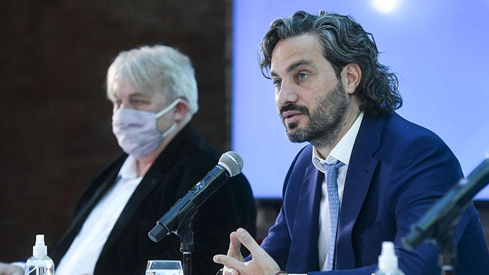 Cafiero encabezó en el Museo del Bicentenario de Casa Rosada una reunión del Comité de Lucha contra la Trata y Explotación de Personas.
