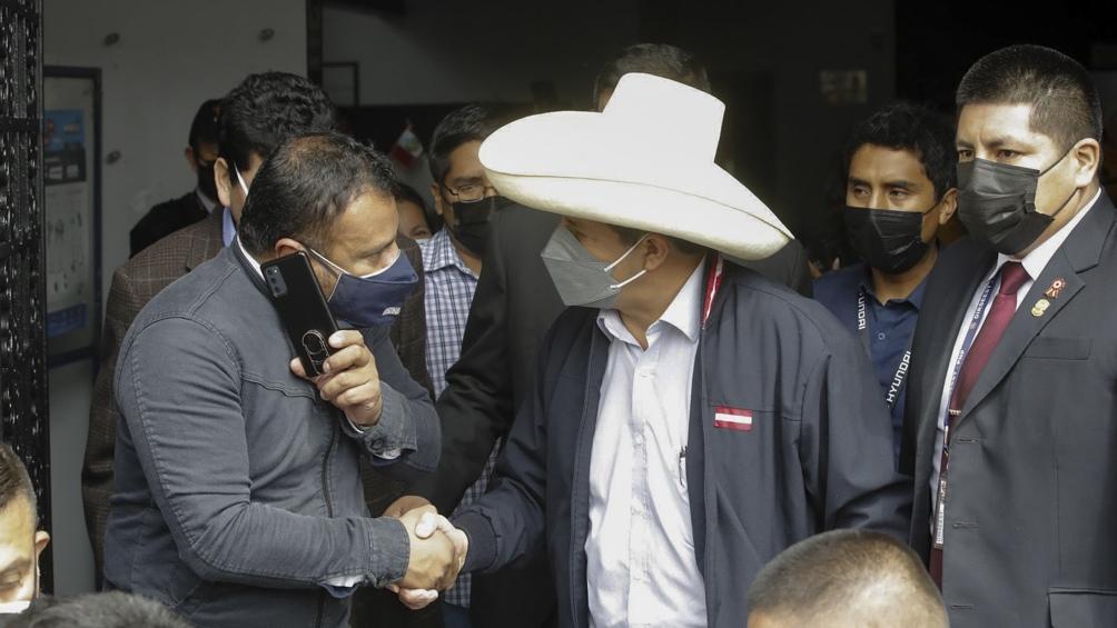 """Fujimori advirtió que se dedicará a combatir """"el comunismo"""", con el que identifica a Castillo. Foto: Agencia Andina."""