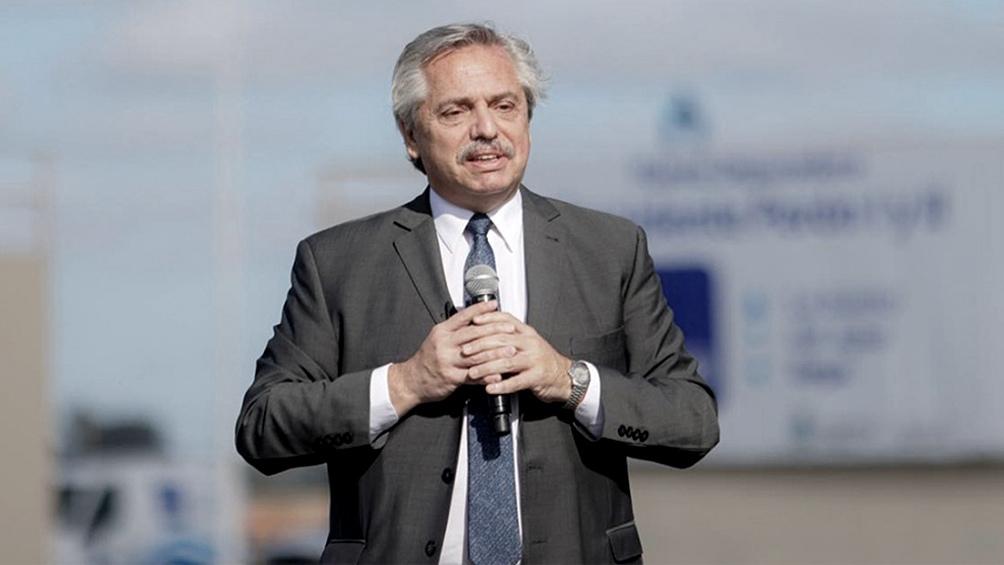Alberto Fernández participó del encuentro virtual por el segundo aniversario del Grupo de Puebla.