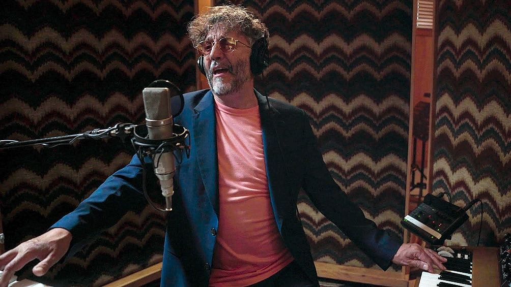 Además del Gardel de Oro, Fito obtuvo otros tres lauros: al álbum, a la ingeniería de grabación y a la producción.