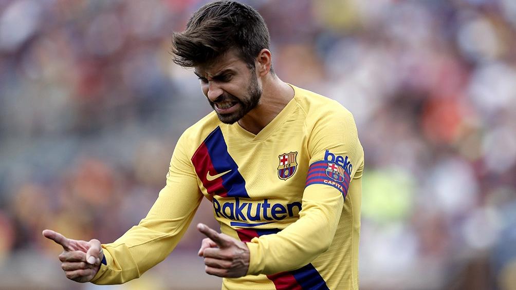 Piqué se mostró optimista respecto de la decisión de Lio de renovar en el Barsa.