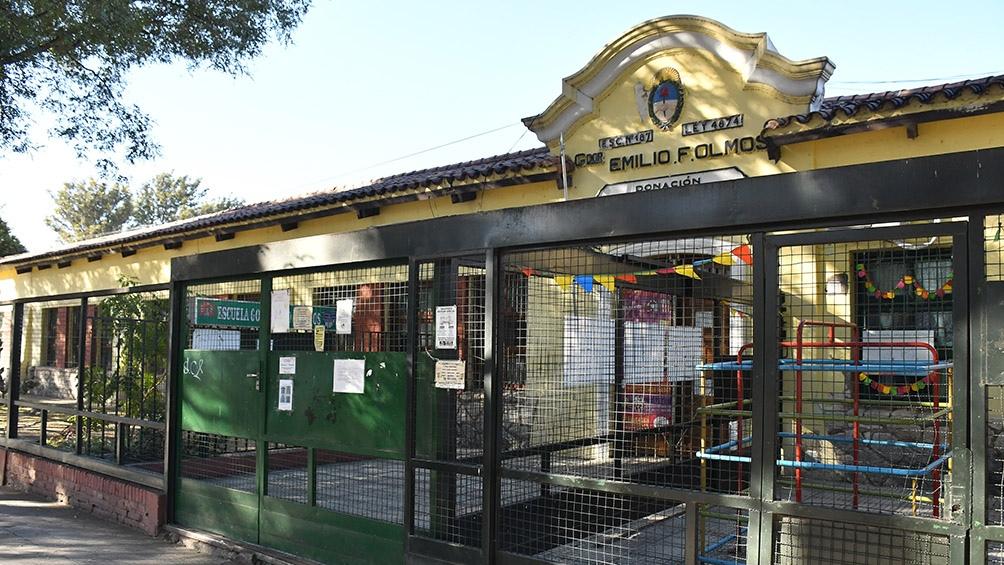 """El Ministerio de Salud de Córdoba dispuso el testeo de """"toda la comunidad educativa"""". Foto: Lescano Laura"""