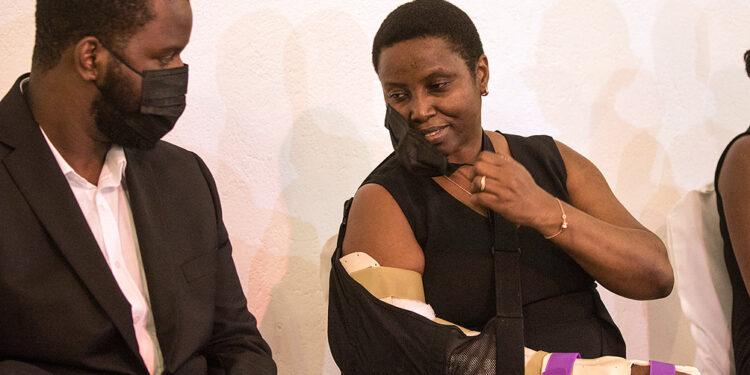la viuda de moise deja abierta la chance de buscar la presidencia en haiti