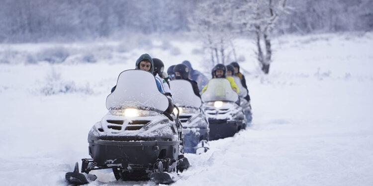 las actividades de nieve en ushuaia exceden ampliamente el esqui y el snowboard