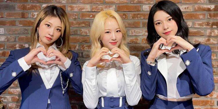 las coreanas de 3ye elogiaron el fervor del publico latino