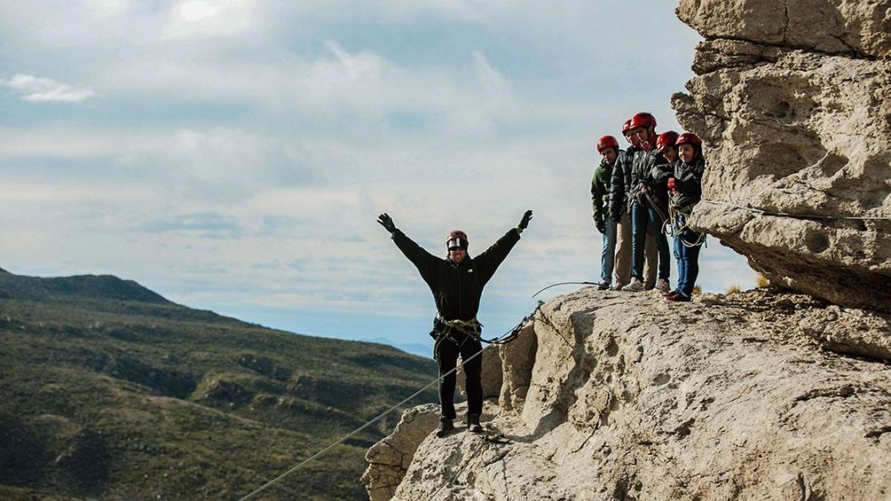 Turcará Aventuras es pionero en turismo accesible para que personas con discapacidad motriz puedan disfrutar del lugar.