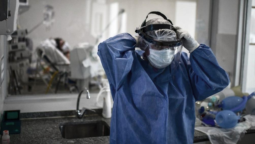 Llegan a 4.919.408 los contagiados desde el inicio de la pandemia, según el Ministerio de Salud.