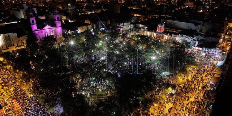 santiago del estero la madre de ciudades argentinas celebra 468 anos de su fundacion