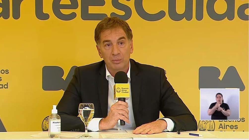 Diego Santilli.