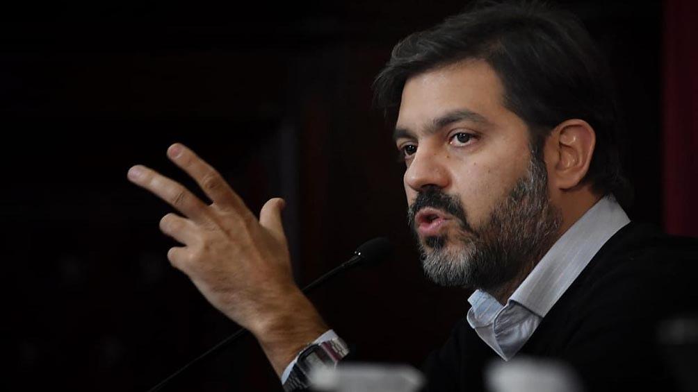 """Para Bianco, en la provincia Vidal """"no es culpable de todo, porque tuvo que gobernar en un gobierno de ajuste e exclusión social""""."""