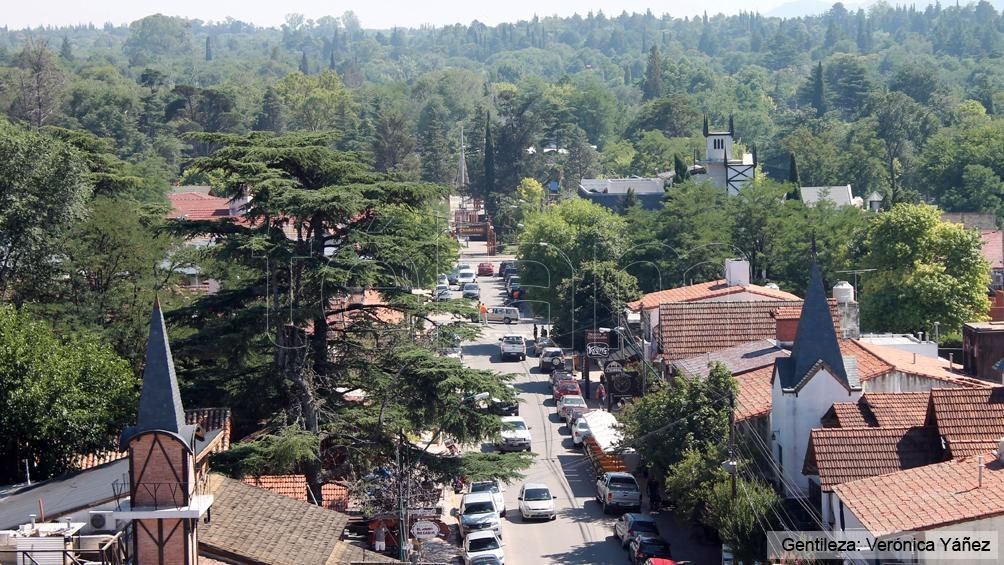 En Villa General Belgrano, la ocupación llegó al 88%.
