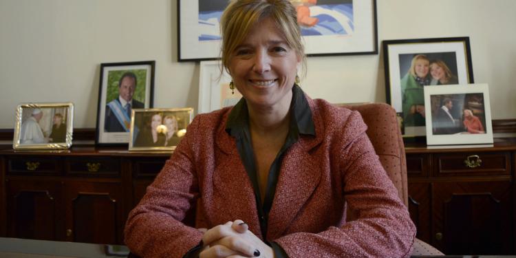 cristina alvarez rodriguez vuelve al ministerio de gobierno bonaerense