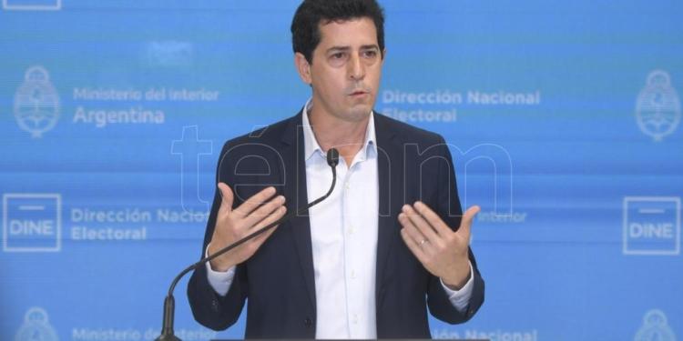 eduardo wado de pedro puso su renuncia a disposicion del presidente
