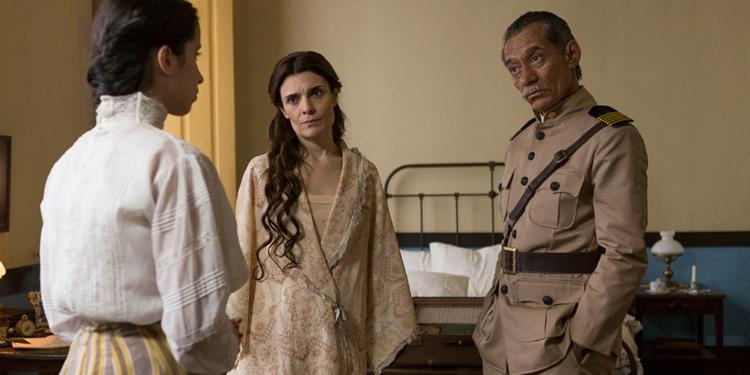 el brasileno bruno barreto estrenara este domingo la miniserie el huesped americano