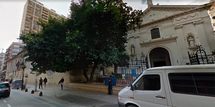 el gcba refloto un proyecto para levantar una torre al lado de una iglesia colonial del microcentro