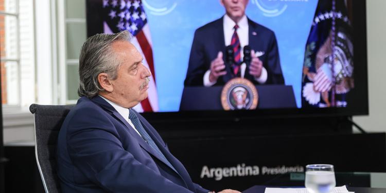 el presidente participa del foro de las principales economias sobre energia y clima