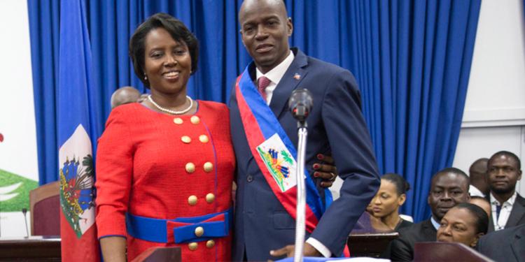 magnicidio la viuda del presidente de haiti pidio aplazar su declaracion en la causa