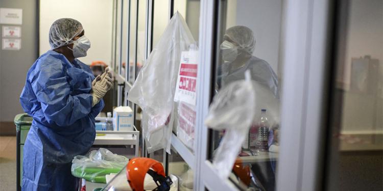 murieron 82 personas y se registraron 1 451 nuevos contagios en argentina