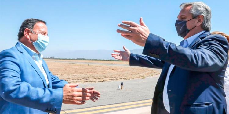quintela destaco el compromiso de gobernadores del fdt con el presidente