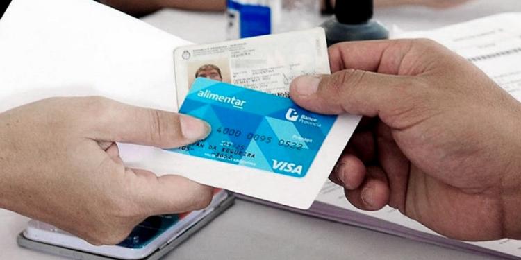 tarjeta alimentar comienza el cronograma de pagos de septiembre