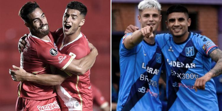 argentinos juniors y san telmo con publico se enfrentan por cuartos de final