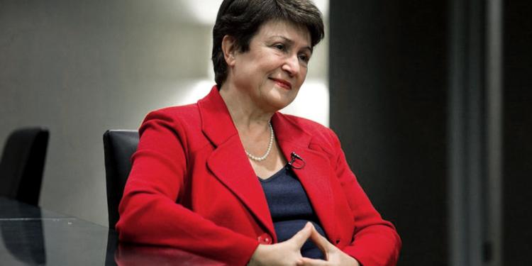con un contundente apoyo del directorio georgieva continura al frente del fmi
