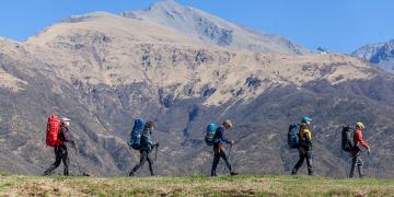 la naturaleza y la historia se entrecruzan en el parque nacional aconquija en tucuman