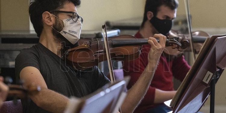 la sinfonica nacional vuelve a sus conciertos presenciales en el cck