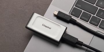 llega a la argentina el ssd portatil xs2000 de kingston a que precio se consigue