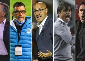 trece entrenadores fueron despedidos en el actual torneo de la liga profesional