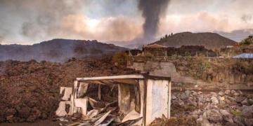 un terremoto de 49 de magnitud sacudio la isla la palma en canarias