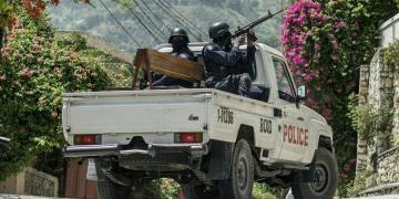 una banda criminal secuestro a misioneros estadounidenses y a sus familias en haiti