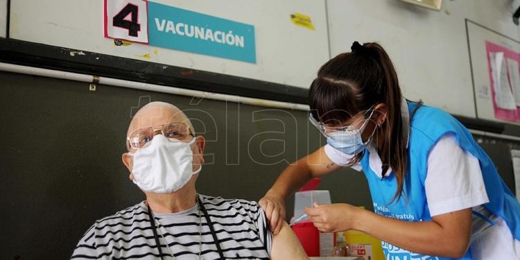 vizzotti sobre la tercera dosis estamos evaluando un refuerzo de todas las vacunas